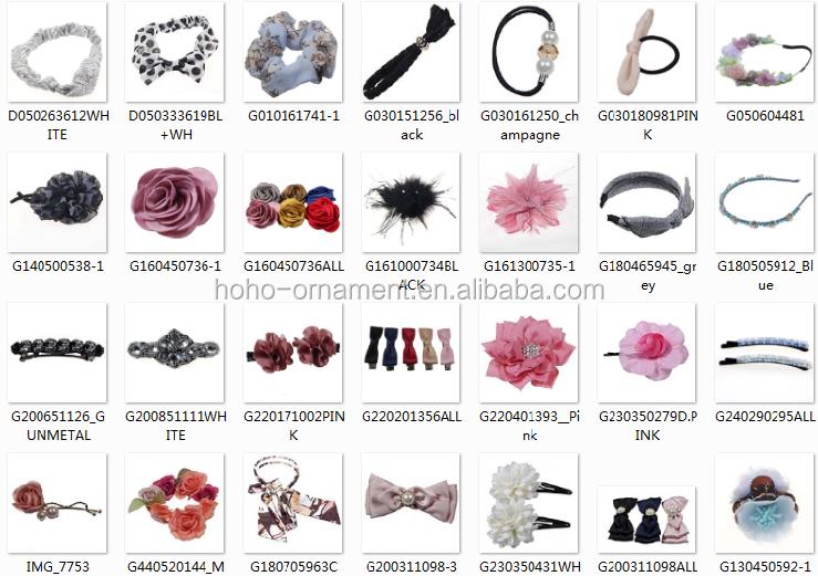 90s hair accessories