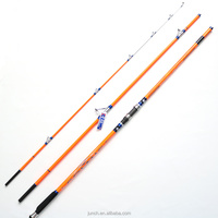 Gallop Surf 4.2m 3 section CW100-250g Fishing Surf Rod Beach Fishing Rod