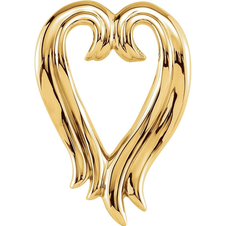 Bonyak Jewelry Platinum Pendant Enhancer