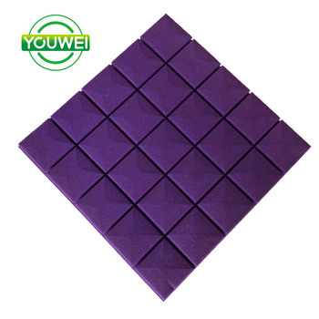 High Quality Acoustic Tiles For Soundproofing Walls Audio Foam