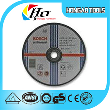 4inch 105x1.2 china sharp cutting for inox with double nets super thin resin bonded cutting wheels,BOSCH quality