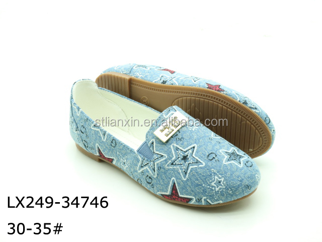 Woodland summer girls most durable platform sandal girls flat casual shoes footwear