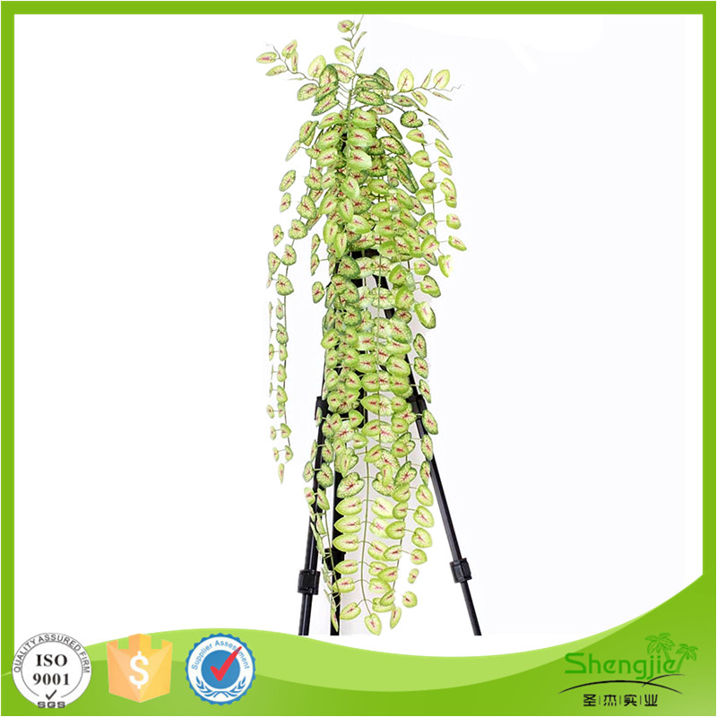 High simulation fake artificial plastic foliage leaves ivy vine garland