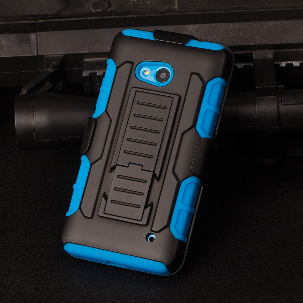 2015 Best Selling mobile phone Case Armor Impact Holster Belt Case For Microsoft Lumia 640 5.0,For Nokia Lumia 640 Case Cover