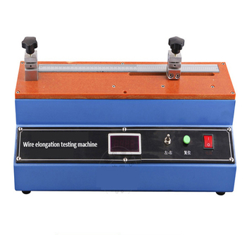 Copper Material Cable And Wire Elongation Tester Buy