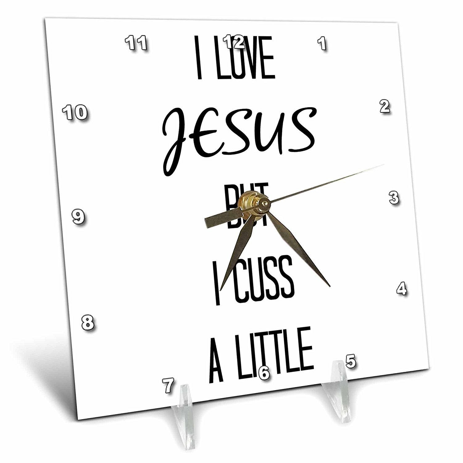 Xander funny quotes i love jesus but i cuss a little black letters on