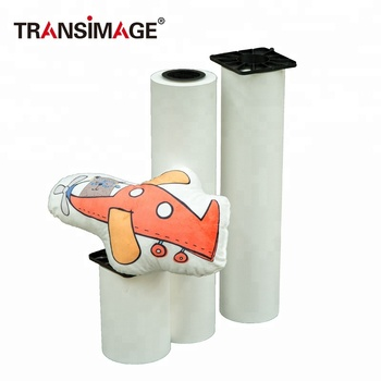 Best quality factory price 95gsm/100gsm fast dry heat sticky sublimation transfer paper for textile/mug/metal