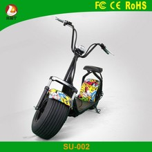 Electric fat tyre 1000w popular mobility scooter for factory price