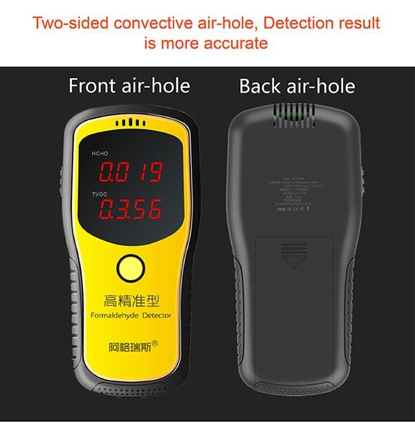 Formaldehyde Gas Detector Wp6900 Smart Sensor