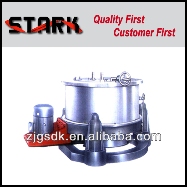 SXC Three-Column Bottom Manned Discharge industrial centrifugal blower Centrifuge gas liquid separator