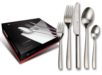 Dorsch Bamboo M High Quality Stainless Steel 1810 Flatware Sets