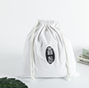 linen draw string bag, linen drawstring gift bag, quality canvas cotton drawstring shoe bag