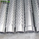 Hot Sale Spiral Bridge Slot Well Screen Pipes Manufacturer