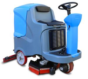 MN-V7 Electric Floor Washing Cleaning Scrubber Dryer Machine