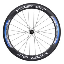 2016 New Yoeleo 20 inch 451 Carbon Clincher 38mm Wheels With Novatec Hubs,Carbon BMX Wheels+