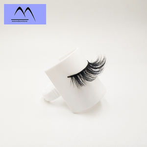 3d faux mink custom lashes false eyelashes manufacturer