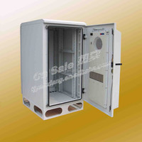 IP55 Protection Level Outdoor Telecom Shelter SK27B