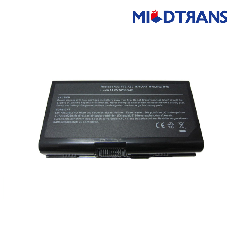 Most popular high quality laptop batteries for ASUS A42-M70 A41-M70 15G10N3792T0 15G10N3792YO