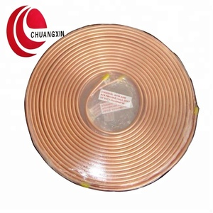 50 FT Copper Tubing Refrigeration HVAC Copper Coil