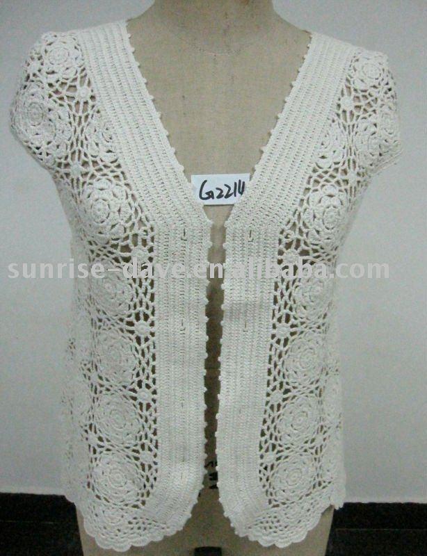 Ladys Vest Crochet Camisole Buy Crochet Camisolecotton Vest