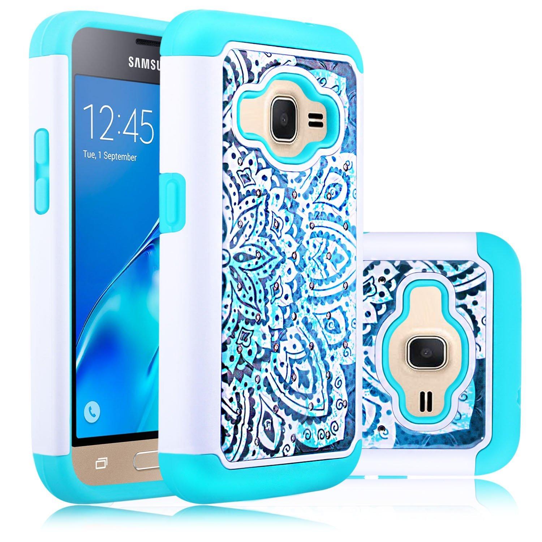Buy Samsung Galaxy J1 Dual Sim Sm J100h Ds White International J120 2016 8gb Luna Case Express 3 Caseelegant Choise Slim