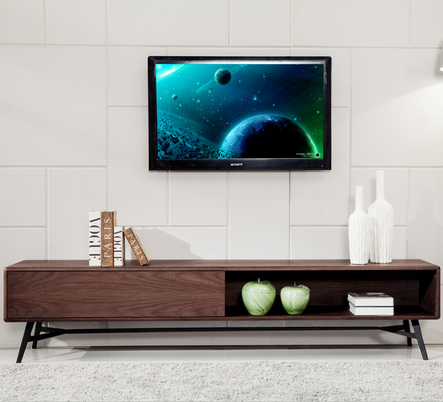 2015 Cheap Price Living Room Furniture Modern Simple Design Tv Cabinet Wooden