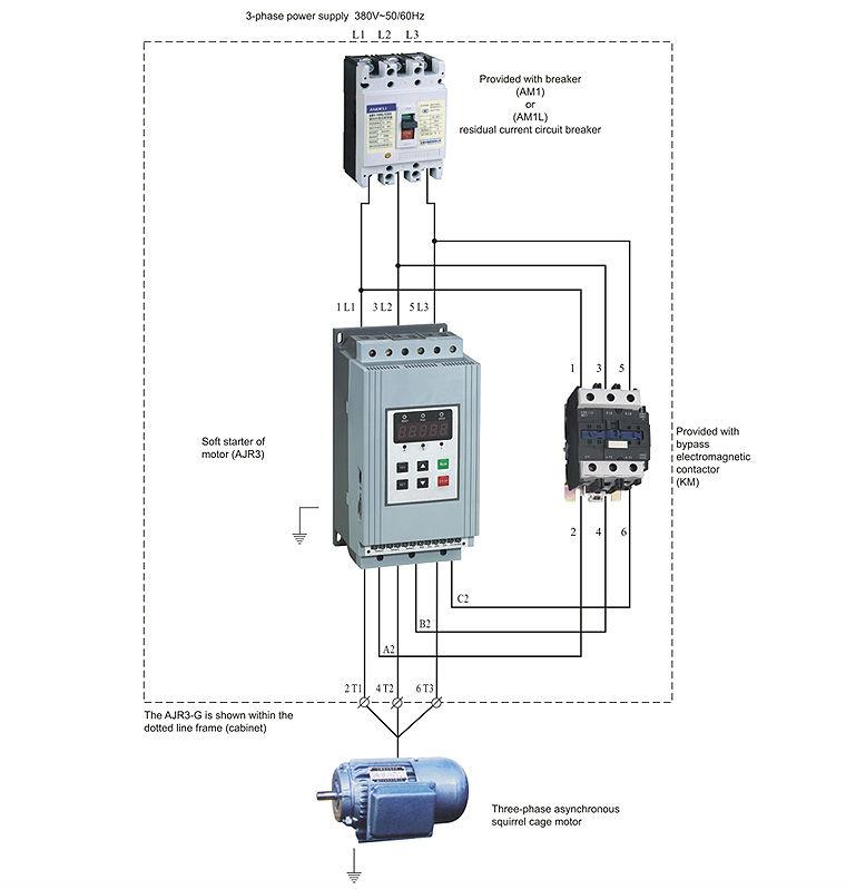 Soft Start Wiring Diagram | Wiring Diagram on