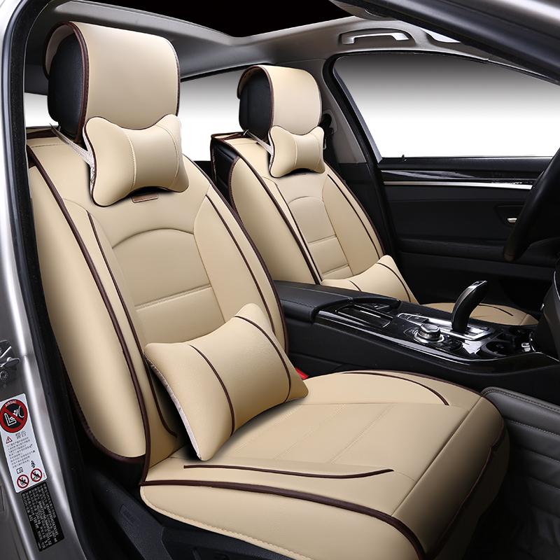 special leather car seat covers for toyota rav4 prado highlander corolla camry prius reiz crown. Black Bedroom Furniture Sets. Home Design Ideas