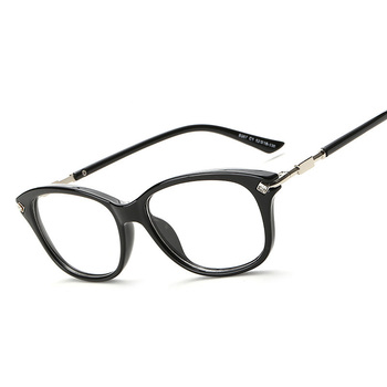 a774e7d397 Zhaoming New Fashion Women Men Oval Eyewear Optical Frame Glasses An-ti  Blue Ultralight Computer