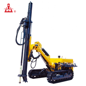 KAISHAN Best Price KY130 open air crawler type geotechnical investigation small drilling rig/drilling rig hook