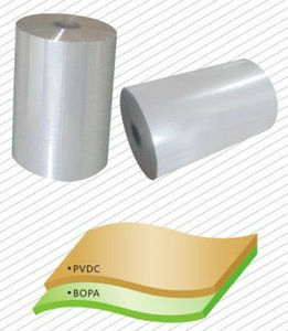 vacuum packing pvdc coated nylon film