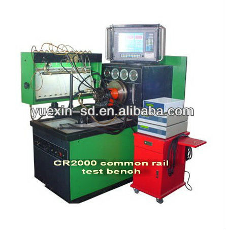 Euro engine system Test Bench CR2000 Common Rail Tester