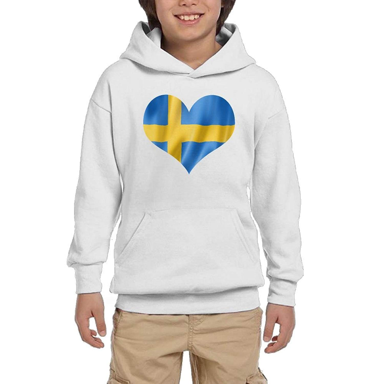 FavoryStore Swedish Girls Are Sunshine Mixed With a Little Hurricane Shirt Hoodie