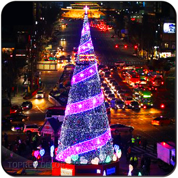 LED Lighted PVC tree branch for home decor