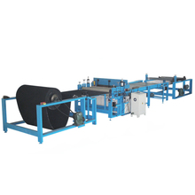 Pearl cotton pearl wool die cutting machine