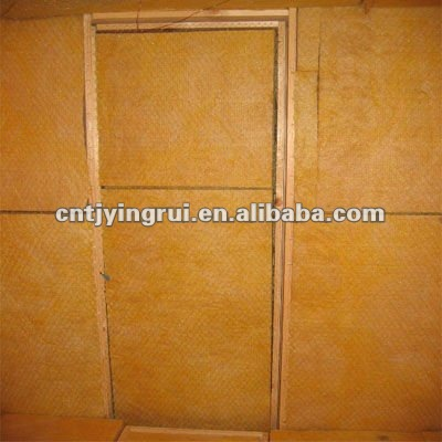 Glass wool insulation Manufacture