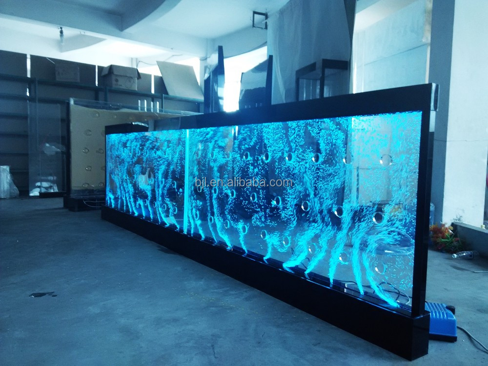 Hotel Restaurant Lobby Wall Design Water Bubble Panel