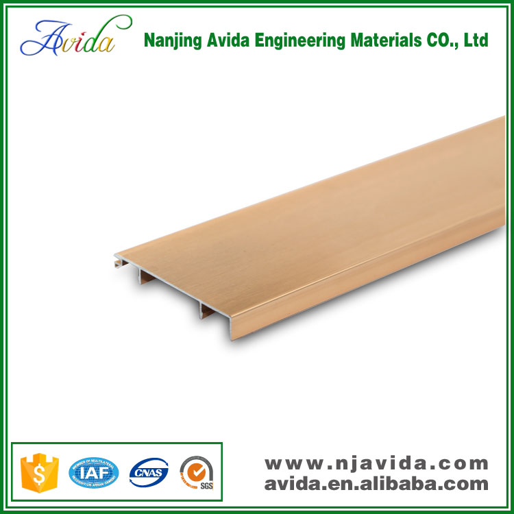 Extruded Aluminum Skirting Board Price