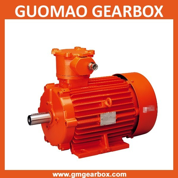 High output water pump three phase induction motor / ABB square IE1/IE2 series motor /brake motor three phase