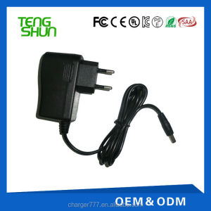 Hot sales dc 8.4v 1a li-ion battery charger CE UL KC PSE SAA