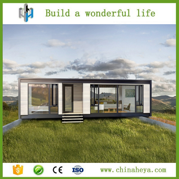 China mobiele 20ft folding container koude kamer behuizing for Maison container 50 m2