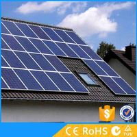 3KW stand alone solar power irrigation system with battery backup