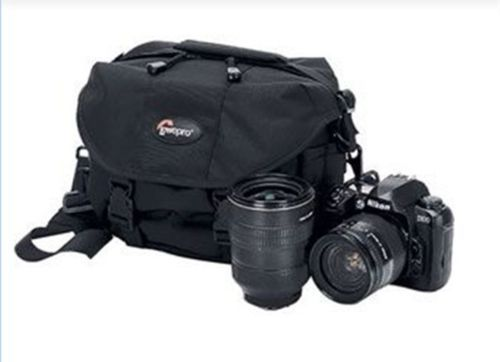 Lowepro Stealth Reporter 100 AW Camera Bag DSLR/SLR/TLR, Carry/Shoulder Bag For Sony Nikon Canon EOS
