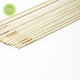 Printed with customer logo in plastic bag bamboo skewer
