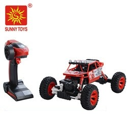 wholesale remote control racing car toy 1/18 full function rc led light car for kids