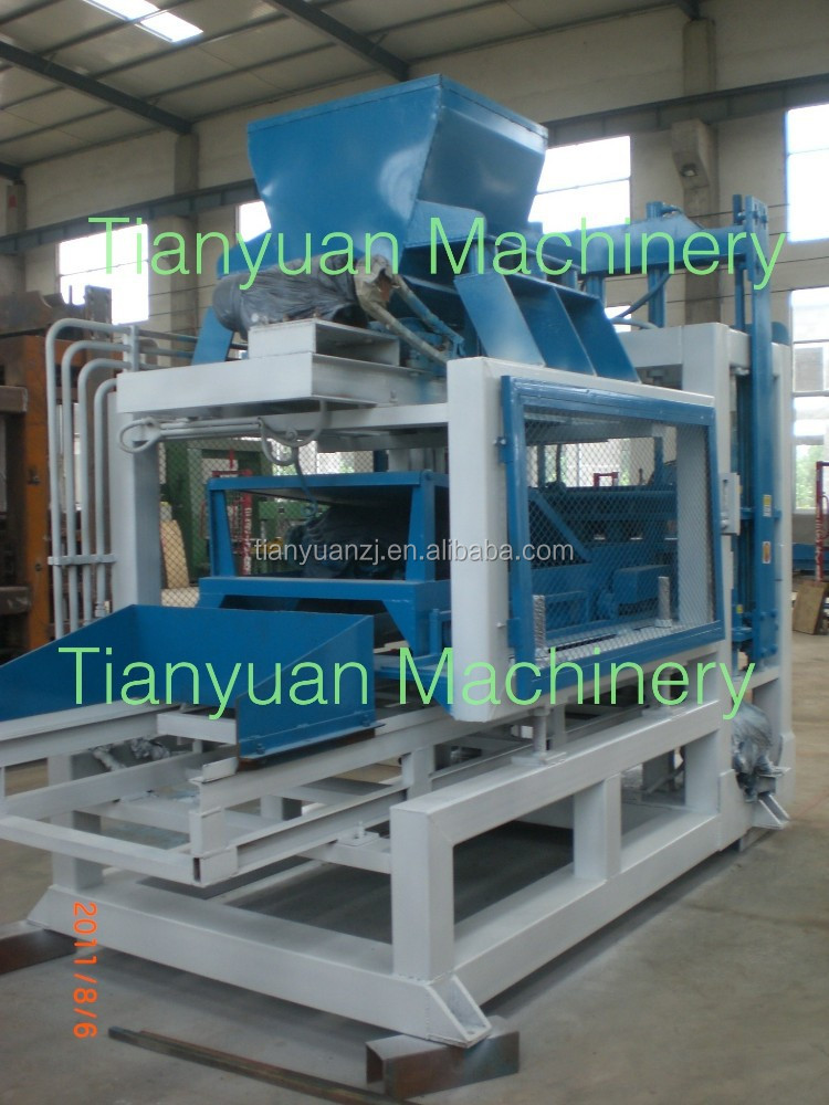 Tianyuan factory retaining wall blocks mold automatic Durable