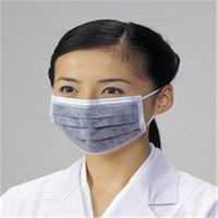 Anti Smoking Carbon Filter Face Mask With Iso,Ce