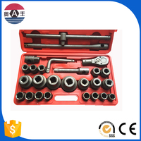 zhejiang factory tool socket wrench set good prices