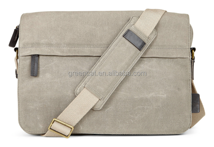 clasp college japanese leather messenger bag men bag men over the shoulder large canvas bag