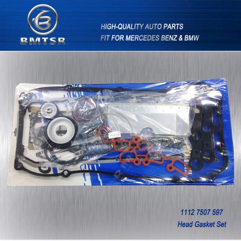 Engine Cylinder Head Gasket Set with Hight Quality and good Price Fit For E46 E60 OEM 11127507597